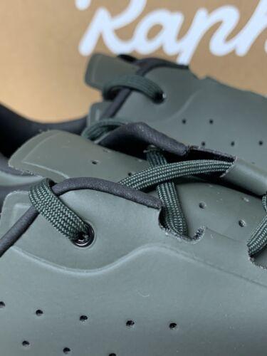Rapha Explore Cycling Shoes Dark Green Size 9 UK 43.5 EU Brand New Boxed