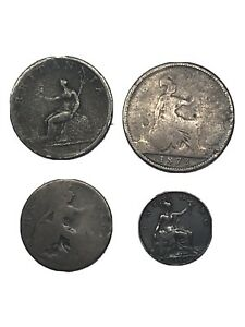 Alte Englische Münzen