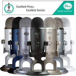 Blue-Microphones-Yeti-USB-Microphone-Multiple-Colours-To-Choose-From