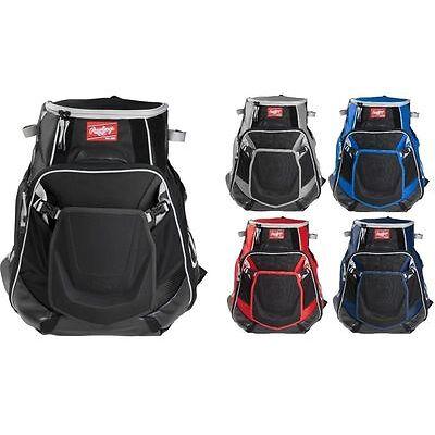Rawlings Velo Backpack Bat Equipment Bag VELOBK