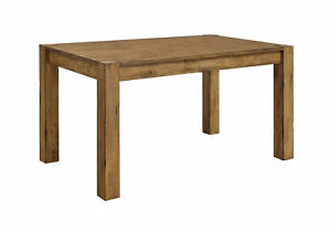 Rustic-Dinning-Table-Solid-Wood-Farmhouse-Seats-6-Vintage-Kitchen-Furniture