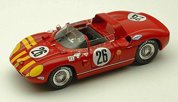 Ferrari 330 P Sebring 1965 1 43 Model Model Model 0175 ART-MODEL 51745d