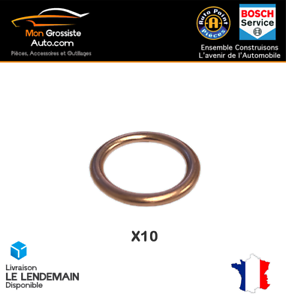 10-x-Joint-de-bouchon-de-vidange-carter-d-039-huile-16-x-22-mm