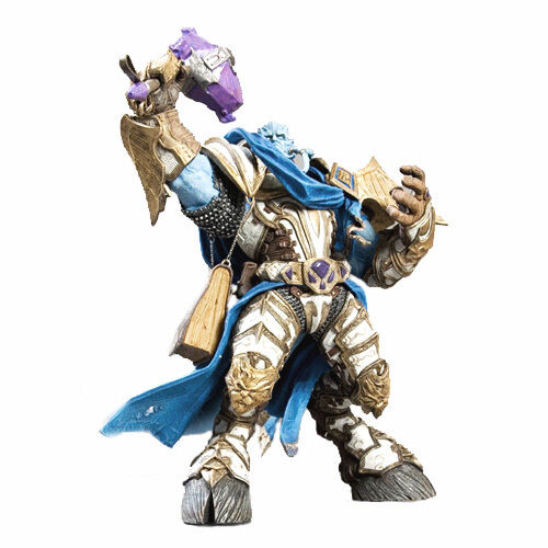 World of Warcraft Warcraft Warcraft  Vindicator Maraad Deluxe Collectable Figure WOW Model Toy 36a361
