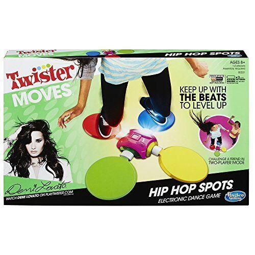 Nouveau Twister Moves Hip Hop Spots électronique jeu de danse livraison gratuite