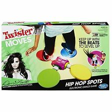 NEW Twister Moves Hip Hop Spots Electronic Dance Game FREE SHIPPING