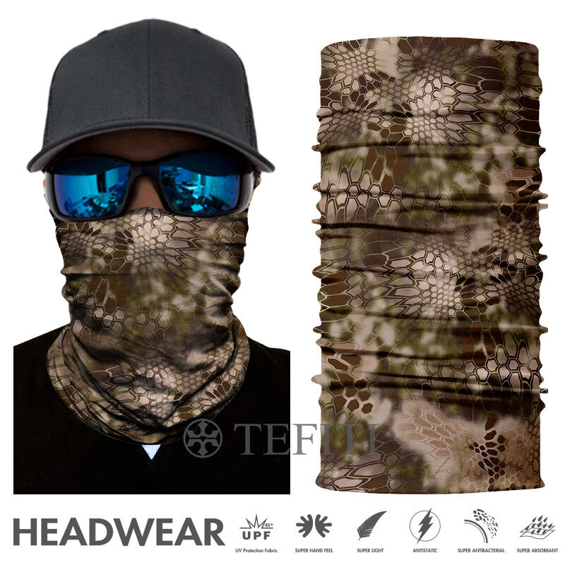 CEDAR BRIGHT Face Bandana,UV Protection Cover,Reusable Headwear,Neck Gaiter for Outdoors