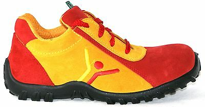 Lewer DS1 ROMA N Sicherheitsschuhe Arbeitsschuhe S1P Sneaker Kevlar Alutec 450Gr