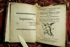 Sardi, Alessandro,  Labbe, Philippi.  Bibliotheca Nummaria In 2 Vo. 1675