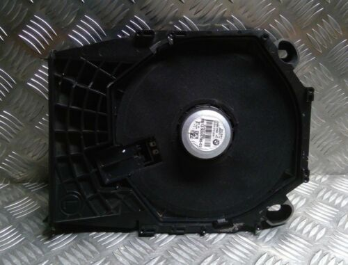 Central Bass Speaker Sub Front Passenger 9204785 BMW E81 E87 E90 E91 1 3 series