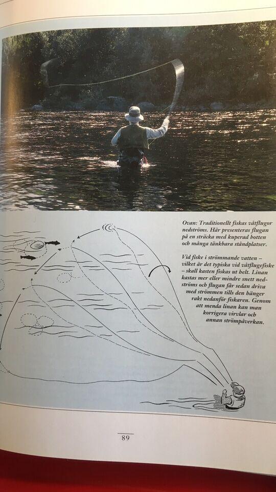 Fiskebøger, Öringfiske med fluga