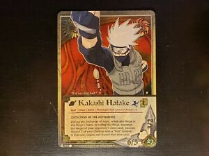 Naruto-CCG-Kakashi-Hatake-Detection-Of-The-Movment-473-Super-Rare-NM