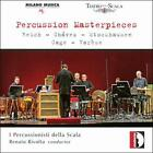 Percussion Masterpieces (CD, Aug-2008, Stradivarius)