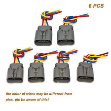 6x Ignition Coil Pack Wiring Connector crimp For Nissan 300ZX Z32 Infiniti J30