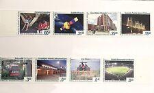 Venezuela: Obras de la Revolución Bolivariana (2014). 8 Post Stamp Set