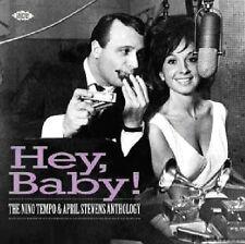 Nino Tempo, Nino Tempo & April Stevens - Hey Baby: Anthology [New CD] UK - Impor