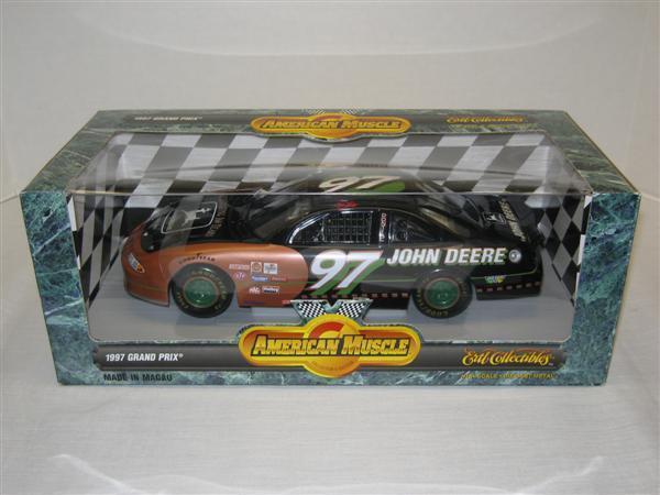 1 18 John Deere mototDeporte  97 1997 Nuevo en Caja Envío Gratuito