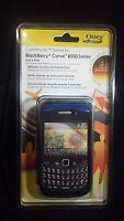 Otterbox Commuter Case Blue Blackberry Curve 8500 8520 8530 9300 9330 Retail