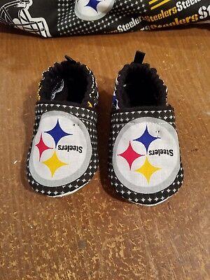 Nfl Baby Bootie Steelers