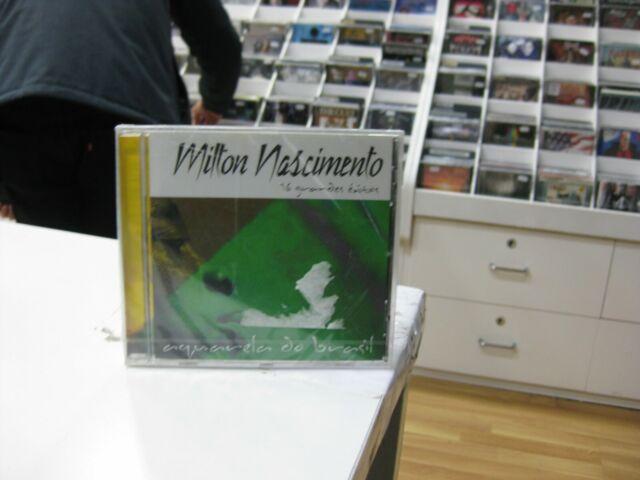 Milton Nascimento CD 16 Grandes Exitos 2003