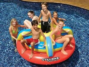 Swimline Cyclone Swimming Pool Spinner Float 90586