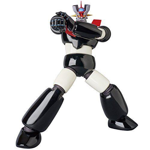 Neu Medicom Spielzeug Vcd Mazinger Z Figur Japan F S