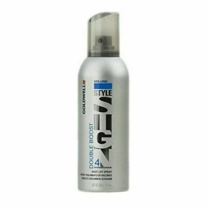 Goldwell-Double-Boost-Root-Lift-Spray-Style-Sign-4-Volume-6-5-oz