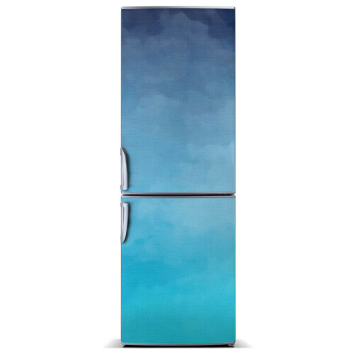 Magnet Sticker Refrigerator Wall wrap removable Peel /& Stick Decal Smoke