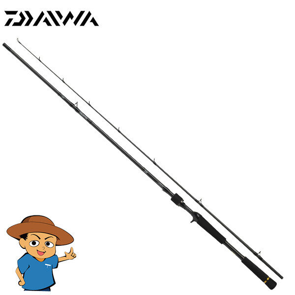 Daiwa LABRAX AGS BS 610MB Medium 6'10