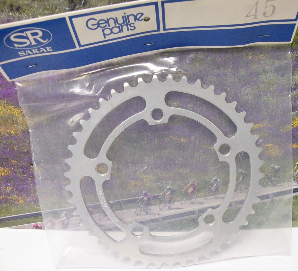SR Apex-5 118BCD 40 chainring for road , NOS