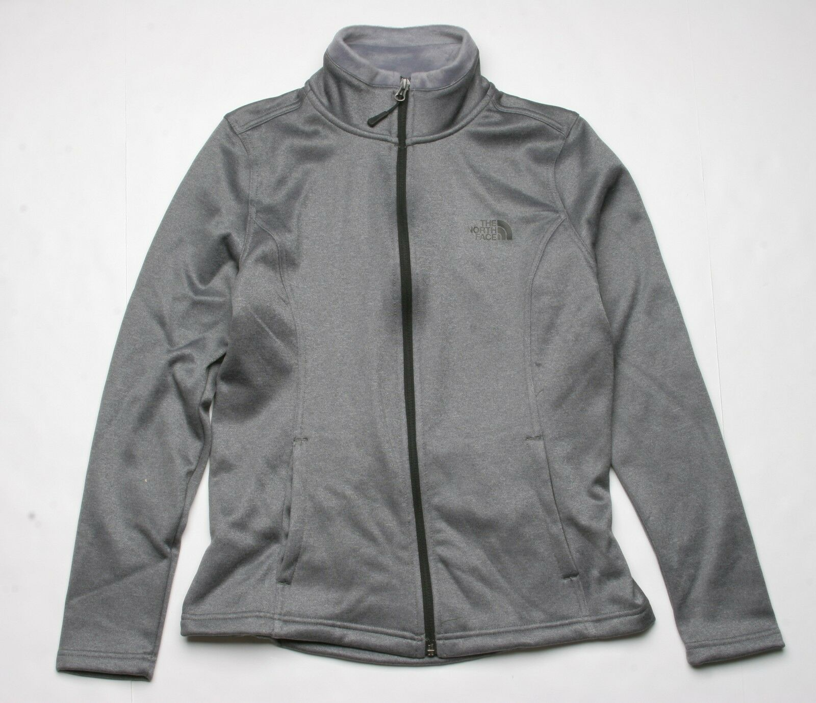 The North Face femmes Giacca con Zip (M) Tnf gris