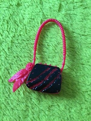 Monster High Toralei Hand Bag From Wave 1 Doll Excellent Used Condition!!