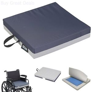 Drive-Medical-Deluxe-Skin-Protection-Gel-E-3-Wheelchair-Seat-Cushion-16x16x3in