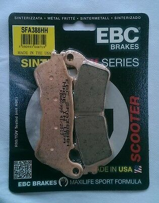 SWT600 Silverwing EBC Sintered REAR Disc Brake Pads SFA196HH Honda FJS600