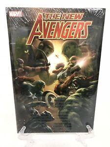 New-Avengers-Volume-5-Bendis-Col-38-47-Marvel-Comics-HC-Hard-Cover-New-Sealed