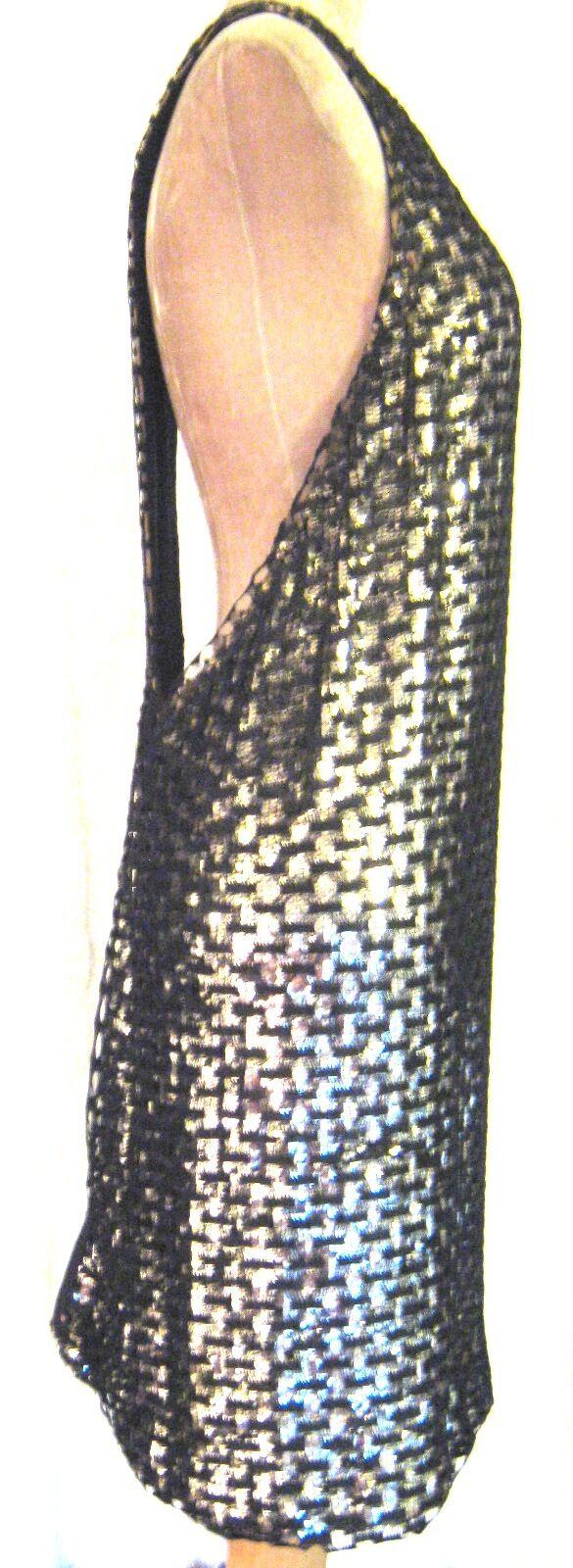 Vestido De Fiesta PVP  Topshop única Sin Espalda Espalda Espalda Sexy Lentejuelas Crochet Negro Espalda Deportiva 2f9cde