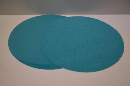 1 Klettbelag 180 mm selbstklebend Schleifteller Haftscheibe