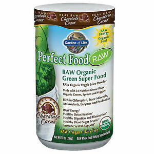 Garden Of Life Raw Organic Perfect Food Green Superfood 11 9 Oz Powder Ebay