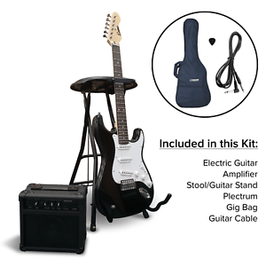 Beginner Electric Guitar Kit - Everything You Need to Learn Guitar