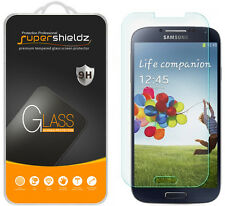 Supershieldz 0.3mm [Tempered Glass] Screen Protector Saver For Samsung Galaxy S4
