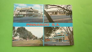 OLD-1970s-AUSTRALIAN-POSTCARD-PINNAROO-SOUTH-AUSTRALIA-VIEW-OF-THE-TOWN