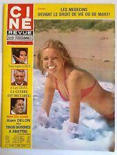 Ciné Télé Revue 18/09/1980; Sophia Loren/ Cary Grant/ Alain Delon/ Bourvil