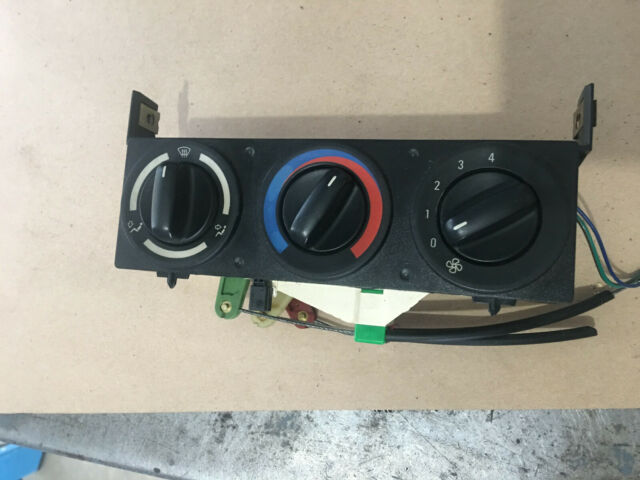 Bmw Z3 E36 Heater Ac Climate Control Panel 64118398937 For