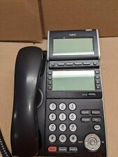 NEC DTZ-24D-3 BK TEL Phone 650004 DZV XD W-3Y Black 1 YEAR WARRANTY Refurbished