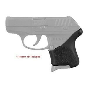 Hogue-HANDALL-Hybrid-Ruger-LCP-380acp-Soft-Rubber-Grip-Sleeve-Black-18100-NEW
