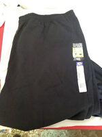 Men's Fruit Of The Loom Sweatpants Size 4xl Brand Color Black