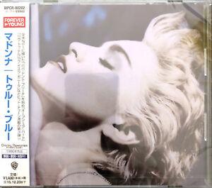 Madonna-CD-True-Blue-Remasterise-Japan-M-M-Scelle