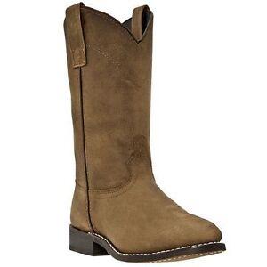 LaROTo Damens's Western Stiefel 28 6923 Braun 8 Roper Größe 8 Braun 1 2 M NEW     3b901d