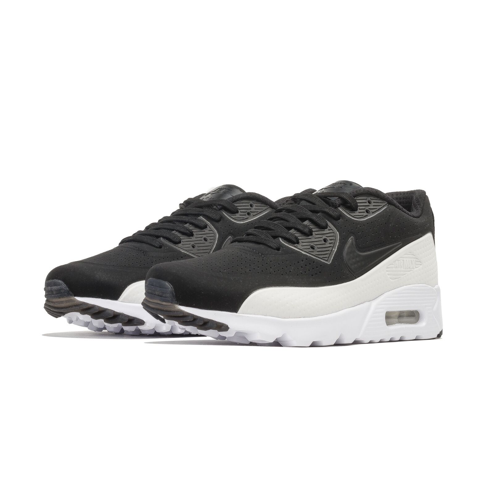 the latest aaa2b c9c82 hot sale 2017 MEN S NIKE AIR MAX 90 ULTRA MOIRE BLACK BLACK WHITE 819477