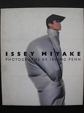 ISSEY MIYAKE Photographs by IRVING PENN